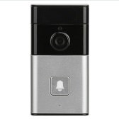 Wireless BT WIFI Smart HD Video Waterproof Doorbell