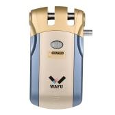WAFU WF-018ワイヤレスリモコンロックドアエントリーインテリジェントロック