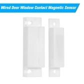 Wired Door Window Contact Magnetic Sensor Intrusion Detector