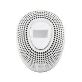 KERUI CD18 Wireless CO Detector De Alarme De Vazamento De Monóxido De Carbono Detector De Gás