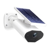 DC10 HD Solar Wifi Camera 1080P Wireless Minitor With 64G S-D Card