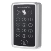 125KHz Single Door Proximity RFID Card Access Control System Keypad Include 10pcs ID Keyfobs