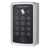 125KHz単一ドア近接型RFIDカードアクセス制御システムのキーパッドには10個のIDキーフォブが含まれています