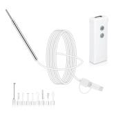 Mini caméra d'endoscope WIFI avec kit de sélection d'oreille