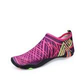 Zapatos unisex frescos de moda de Dacron del verano