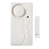 Wireless Magnetic Sensor House Window Door Motion Detector Alarm System Security Home Guarding