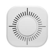 Standalone Photoelectric High Sensitive Wireless Alarm System Smoke Detector Fire Protection Sensor