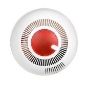 Sistema de alarme sem fio sensível alto do alarme de fumo fotoelétrico autônomo