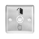 Stainless Steel Door Exit Button Electronic Door Lock