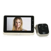 "Wireless Digital Peephole Door Viewer 5"" TFT OLED Monitor"