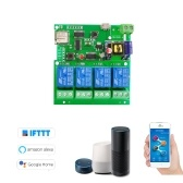 Sonoff DC5V / AC85-220V Smart Fernbedienung Wireless Switch Universal-Modul