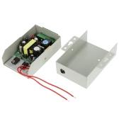 ドアエントリ アクセス制御システム キットパスワード ホストコントローラ+180KG/396lb電気磁気ロック+ドアスイッチ+ DC12V電源+10pcs 125KHz RFIDカード