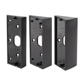 Adjustable Angle Doorbell Bracket for Ring Video Doorbell Pro More Angle Choices Black