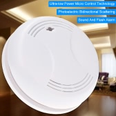 Wireless Smoke Detector Home Security Sensor Brandmeldeanlage