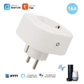 Smart Power Plug Smart Home Socket 16A