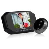 DANMINI 1080P Digital Peephole Viewer Klingel Kamera