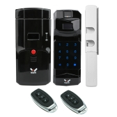 WAFU Wireless Smart unsichtbare Fingerabdruck Remote Lock