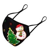 LED Luminous Mask Christmas Light Up Masks