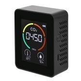 Монитор качества воздуха Датчик CO Датчик температуры и влажности с ЖК-дисплеем