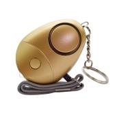 Persönlicher Alarm Emergency Selbstverteidigung Security Alarm Keychain