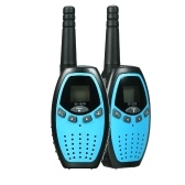 2PCS Walkie Talkies with PTT/VOX XFC 8CH 2 Way Radios Communicator