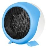 Mesa de la sala de casa inteligente práctica inteligente Mini Oficina Warm Soplador de aire caliente