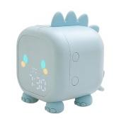 Детский цифровой будильник, ночное освещение