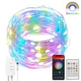 Smart WiFi RGB Fairy String Light Copper Wire Lights