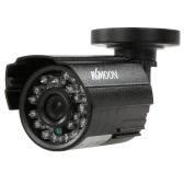 KKmoon 1200TVL CCTV Цилиндрическая камера 24 ИК лампы ночного видения 1/3