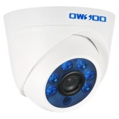 OWSOO 2000TVL 1080P AHD Dome Surveillance Kamera 2.0MP 3.6mm 1/3 '' für Sony CMOS Sensor 6 Array IR LEDS Nachtsicht IR-CUT Indoor CCTV Sicherheit NTSC System