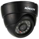 "KKmoon HD 1200TVL vigilância câmera segurança CCTV interior 1/3"" CMOS IR-CUT NTSC sistema da visão nocturna"