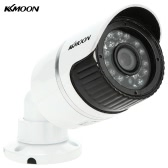 "KKmoon  960P AHD Analog Bullet Camera 1.3MP HD CCTV 24 LEDS 1/3"" CMOS IR CUT Outdoor Night Vision Waterproof Security NTSC System"