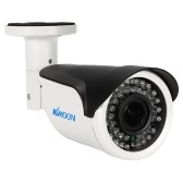 "KKmoon  1080P AHD 2.8~12mm Manual Zoom Varifocal Lens Bullet CCTV Analog Camera 1/3"" for Sony CMOS 2.0MP IR-CUT 42 IR LEDS Night Vision Weatherproof Indoor Outdoor Security NTSC System"