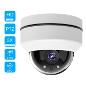 "2.5"" Mini Outdoor 2.0MP HD 1080p PTZ Camera"