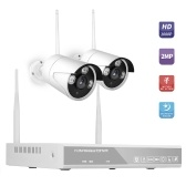XF-1604M Kit NVR wireless 4CH + 2 telecamere