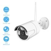 2.0MP 1080P IP-камера видеонаблюдения Интеллектуальная система обнаружения движения и оповещения