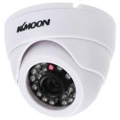 KKmoon HD 1200TVL cámara seguridad CCTV interior noche visión 1/3 CMOS IR-CUT Pal sistema de vigilancia