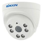"""Telecamera di sorveglianza KKmoon 1080P 2.0MP Dome AHD analogici CCTV di sicurezza interna 3,6 millimetri 6 Array IR LED di visione notturna 1/3 """"PAL di CMOS IR-CUT"""