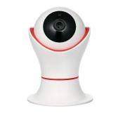 1080P 360-Grad-Panorama Navigation Pan / Tilt WiFi IP-Kamera ohne Netzstecker