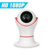 1080P 360 Degree Panoramic Navigation Pan/Tilt WiFi IP camera Without Power Plug