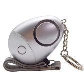 Personal Alarm Emergency Self-Defense Security Alarm Keychain