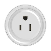 Portable Intelligent Automatic Mini Socket Wifi Plug