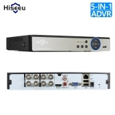 8CH CCTV DVR AHD CVI TVI CVBS IP 5-em-1 Gravadores DVR para sistema de segurança CCTV VGA HDMI