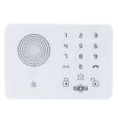 Wireless GSM SMS Home Security-Alarm-System mit Touch Panel SOS für Android Phone Control K7 Altenhilfe