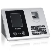 """DANMINI  2.8"""" TFT LCD Display Facial Recognition + Fingerprint Attendance Biometric Access Control System USB Free Software Employee Checking-in Reader"""