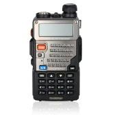 BaoFeng  128CH Dual Band VHF 136-174MHz&UHF 400-520MHz Talkie Walkie Transceiver 2-way Radio Portable Handheld Waterproof Interphone Long Distance 1800mah Battery