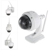 KKmoon 1080P Wireless WIFI Dome PTZ HD IP Kamera