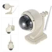Telecamera IP Wifi Wireless Dome PTZ HD KKmoon 1080P