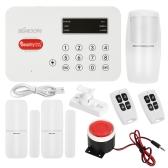 KKmoon 433MHz Wireless Auto-dial PSTN Alarm Security System