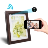 720P Wifi Photo Frame Camera Spy Cam Hidden Cameras